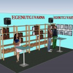 Boksläpp på Bokmässan 2012
