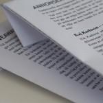 En läsbar och snygg inlaga