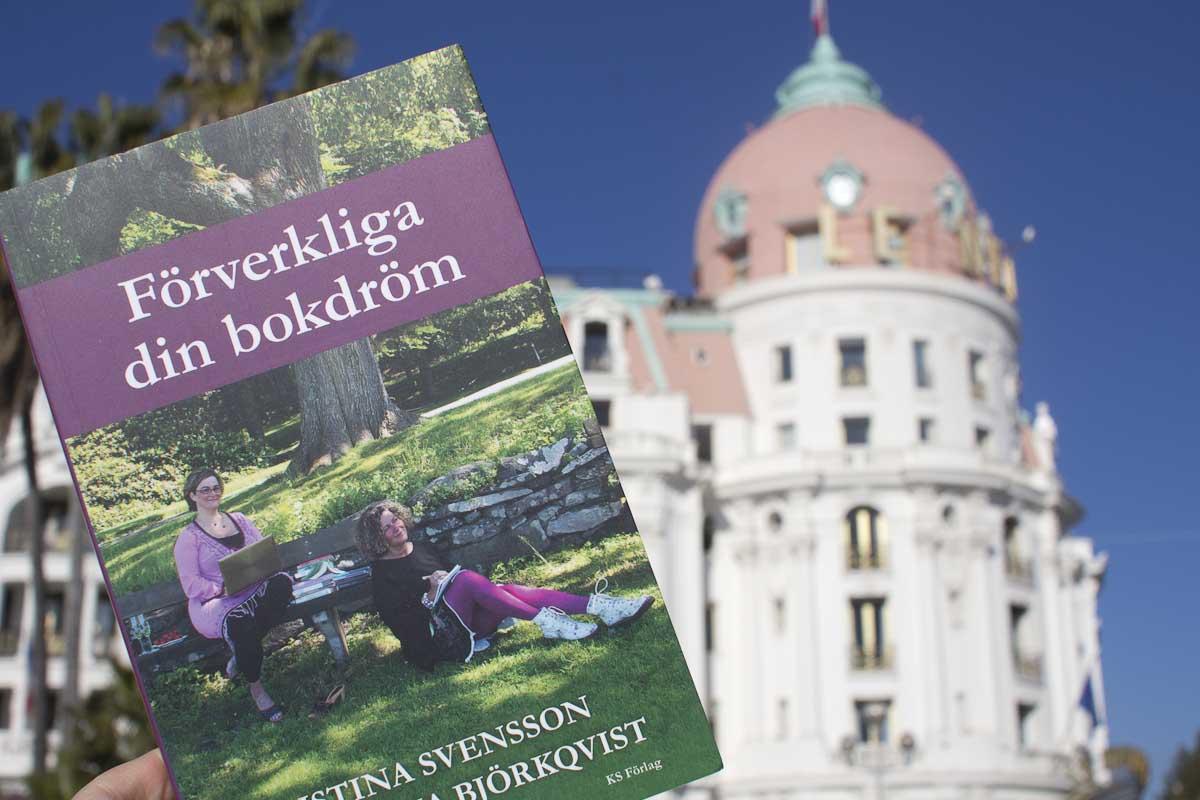 Förverkliga din bokdröm i Nice