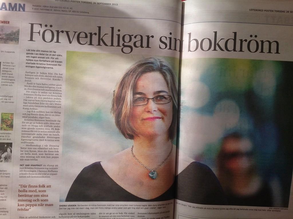 Kristina Svensson GP