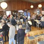 Lisa Rodebrand startade bokmässa på Öland