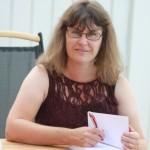 Eva Holmquist tar chansen och är produktiv