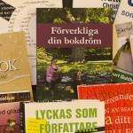 Tips: böckerna till alla med författardrömmar