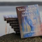 Joanna Björkqvist är aktuell med ny bok